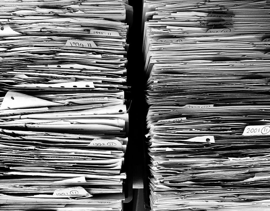 Business Document Retention